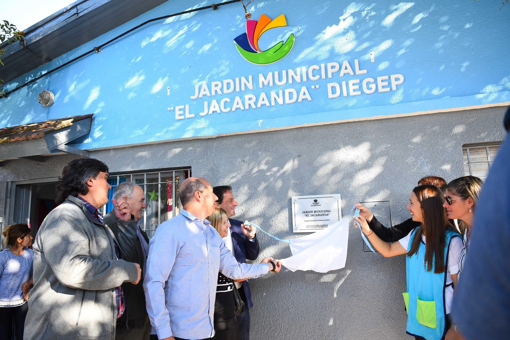 Jardín MunicipalElJacaranda