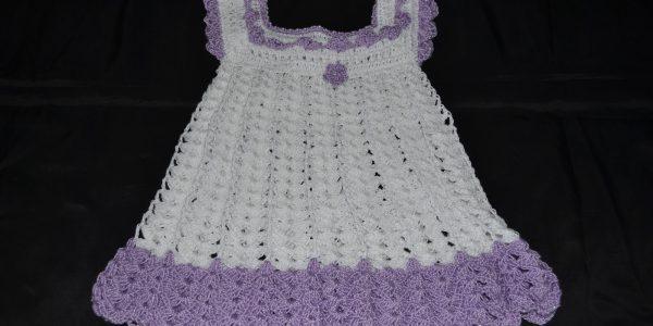 2 - M. Ledesma Vestido de Bebé