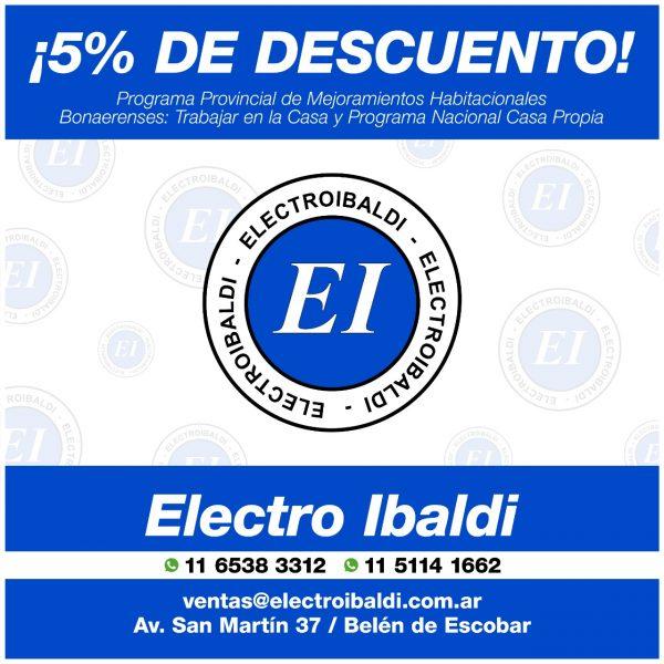 Electro IBALDI