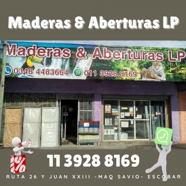 Maderas & Aberturas LP